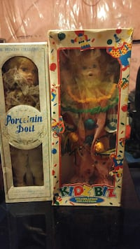 Porcelain dolls  Saint Catharines, L2M 4S1