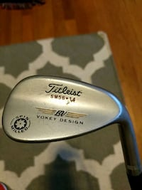 Titleist vokey wedge