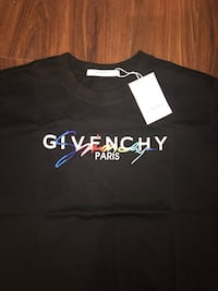 Givenchy Double Logo T Shirt