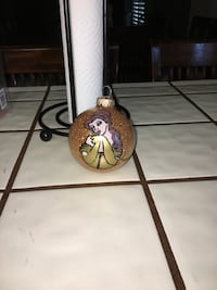 Hand painted ornaments Tracy, 95376