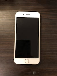 silver iPhone 6 with case Burnaby, V5J