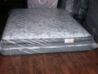 New Queen mattress pocket coil set. DELIVERY available Edmonton, T6V 1E3