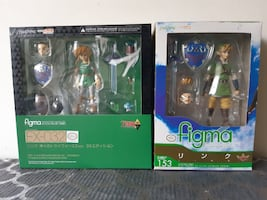 Legend of Zelda figma