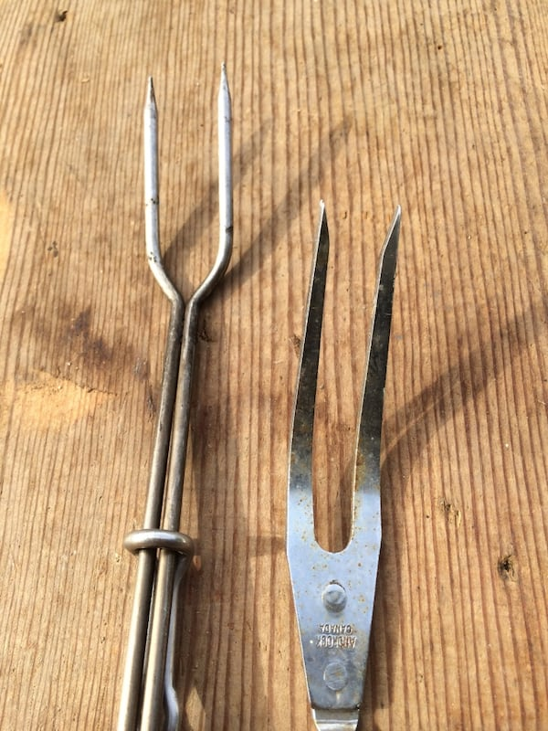 Forks skewers cooking camping fire roasting toasting  b9674907-9a73-4d64-ba9c-8aaf7cfe97a5