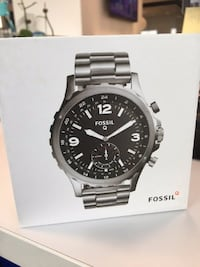 Brand new in box Fossil Q Nate Hybrid TORONTO