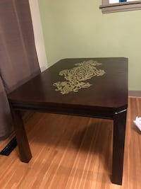 Solid wood dining table Edmonton, T6H 0V5