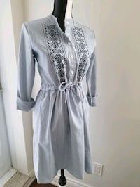 Dress with embroidery pattern Markham, L6G 0C5