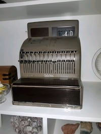 Antique cash register  Rockwood, N0B 2K0