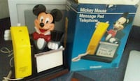 Vintage WALT DISNEY MICKEY MOUSE - Not working Pho Cherry Hill, 08003