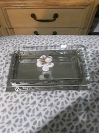Vintage Mirrored  Vanity Box by Studiosilver Union City, 94587