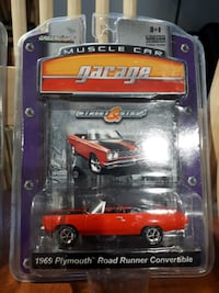 Greenlight Diecast Muscle Cars Guelph
