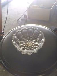 clear glass bowl with lid Englewood, 80112