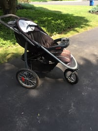 brown and gray jogging stroller Fairfax, 22033
