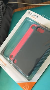 2 Silicone cases for IPod touch 5th gen Marysville, 95901