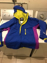 Helly pullover 1/2 zip Washington, 20005