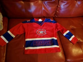 Montreal Canadians child's Jersey
