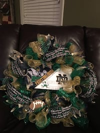 Handmade personalized wreaths South Bend, 46614