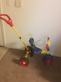 toddler's yellow and red trike Hallandale Beach, 33009
