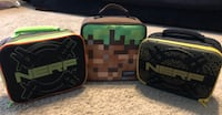 Back to school lunch bags  Brandon