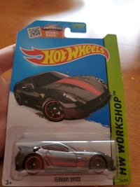 Hot Wheels die cast car in pack Poughkeepsie, 12603