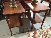Pair of end tables  Jacksonville, 32218