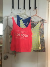 Tank tops(youth size)