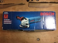 Bosch 1810ps angle grinder. Tools.
