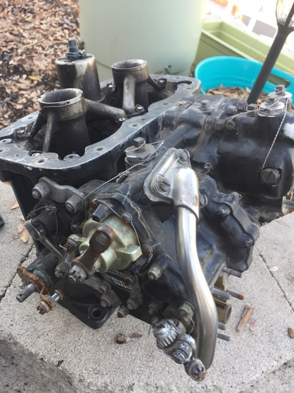 Carburetor from WWII aircraft. PD12H4. Used on P51s as well as many others. For restoration project. Not for use in aircraft.
