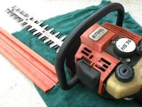 "STIHL HS74 hedge trimmer 22"" strong clean and blades just sharpened Toronto, M5P 3H9"