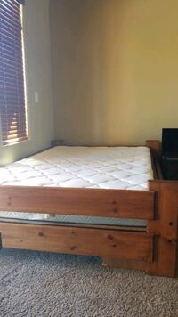 Full size bed Mesquite, 89027