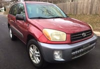 2002 Toyota Rav 4 - engine strong nice tires  Bethesda