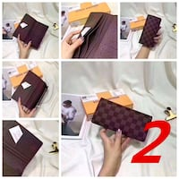 Louis Vuitton long wallet Cologne