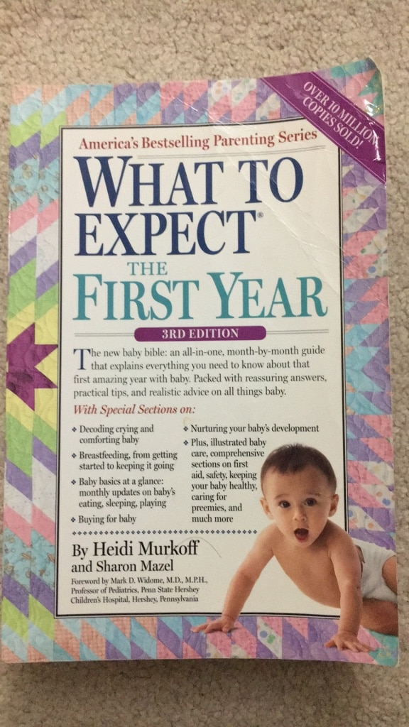 What To Expect When Ur Expecting Book