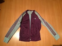 Adidas zip up jacka M Lund
