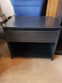 End table with drawer  Edmonton, T6X 1K5