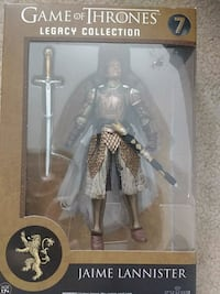 Jaime Lannister Figure Game of Thrones Langley