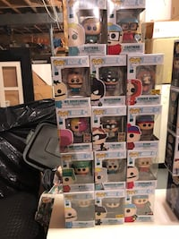 South Park whole funko pop collection Mississauga, L4Z 1L5