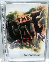 The Gate dvd