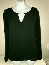 Chiffon long sleeves - size M