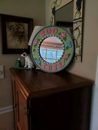 Little girls MIRROR