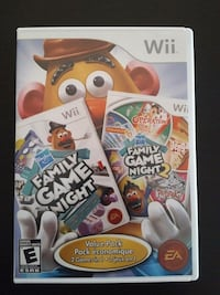 Hasbro Family Game Night 1 & 2 for Wii  Vaughan, L4L