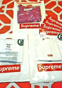 Authentic Supreme Package Deal (Retial) 1113 mi