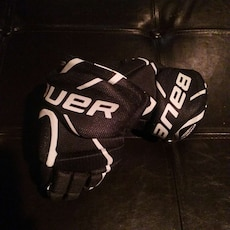 "Bauer challenger youth gloves youth 8""/20 cm"