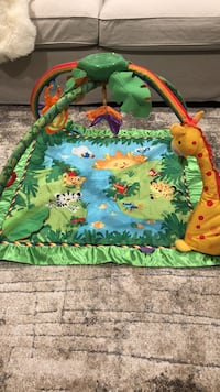 Baby's green and blue activity gym Anaheim, 92806