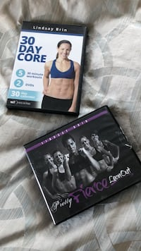Moms into fitness DVDs. Amazing workout from home for those who can't get out of the house. Also includes a postnatal slimdown DVD Edgewater, 21037