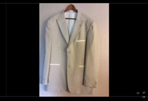 MENS 4- PIECE SUIT .........CHECK OUT MY PAGE FOR