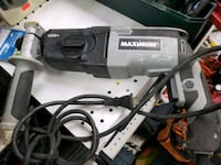 MAXIMUM 5.5A 5/8-in Rotary Hammer Drill with SDS+ Toronto