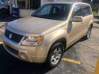 2006 Suzuki Grand Vitara Westport