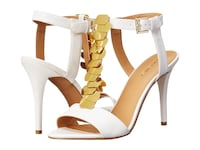 NINE WEST WHITE LEATHER / New never worn Size 9 Miami, 33133