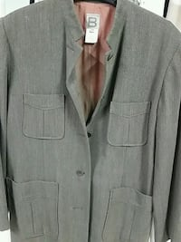 French Bensimon. 100% Wool jacket  Washington, 20012